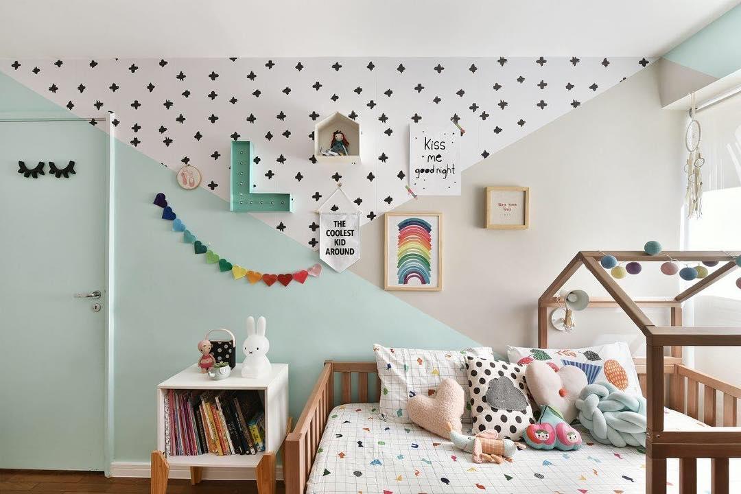 Desain Kamar Tidur Anak Sederhana dan Minimalis ...